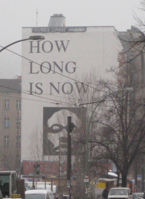 Yes - How long is now?