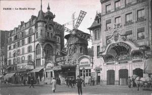 Moulin Rouge 1900. I'm not sure why but there must've been something better about naked boobies in a club like this at that time. Photo: Wikipedia