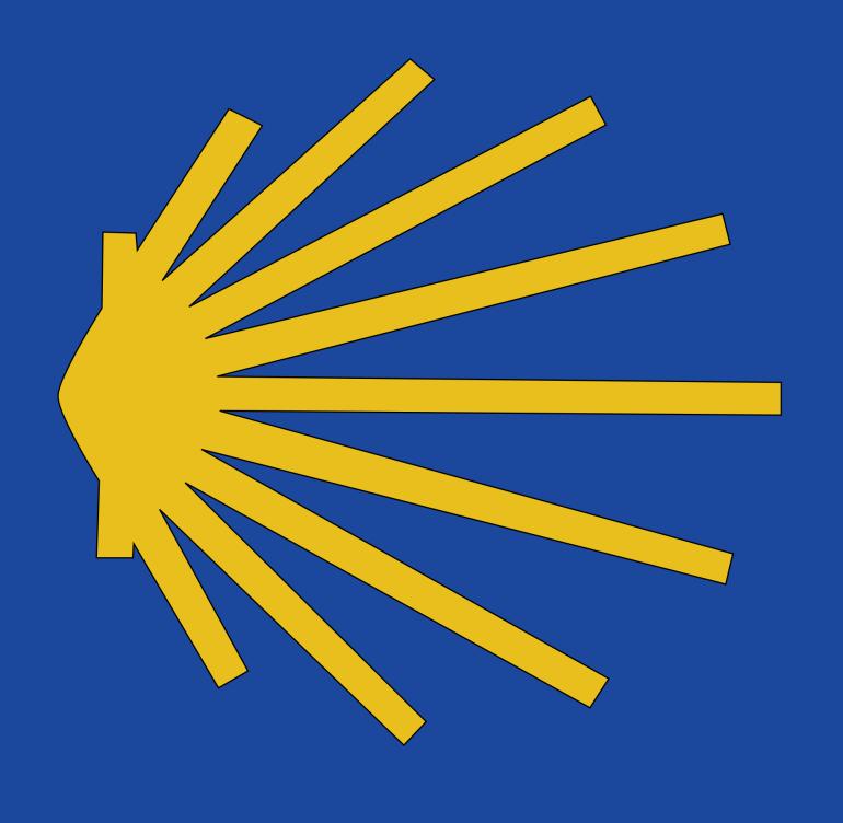 Camino symbol